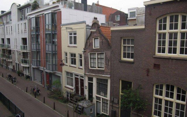 Отель Excellent Rooms Amsterdam Нидерланды, Амстердам - отзывы, цены и фото номеров - забронировать отель Excellent Rooms Amsterdam онлайн вид на фасад