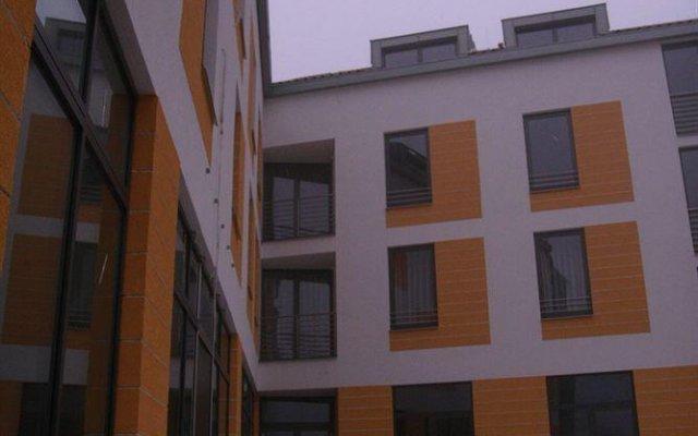 Hotel Pivovar вид на фасад