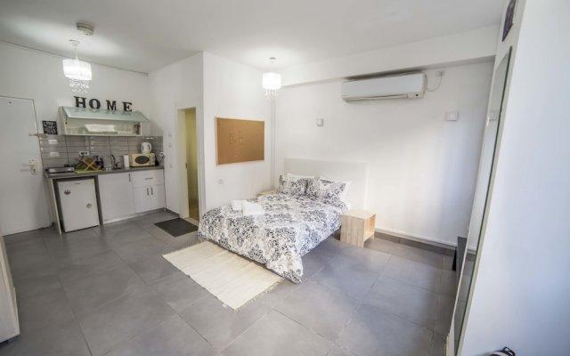 Апартаменты Boutique Studio Рамат-Ган комната для гостей