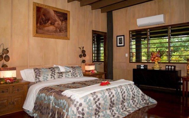 Отель Emaho Sekawa Fiji Luxury Resort Савусаву вид на фасад