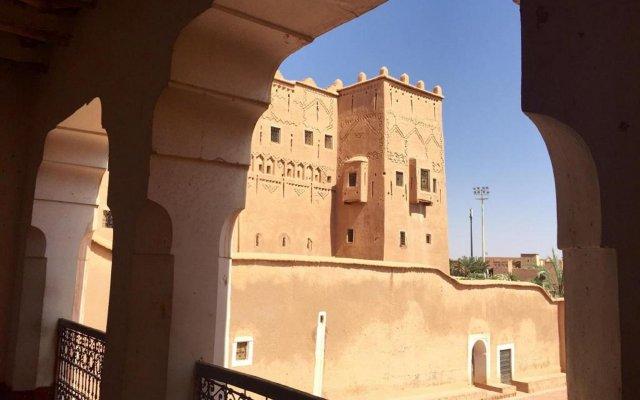 Отель Al Baraka des Loisirs Марокко, Уарзазат - отзывы, цены и фото номеров - забронировать отель Al Baraka des Loisirs онлайн вид на фасад