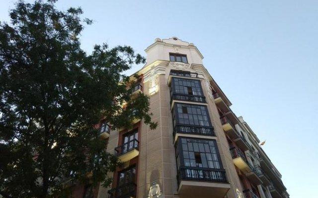 Отель ICON Casona 1900 by Petit Palace Испания, Мадрид - отзывы, цены и фото номеров - забронировать отель ICON Casona 1900 by Petit Palace онлайн вид на фасад