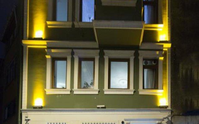 Отель Kapi Suites вид на фасад
