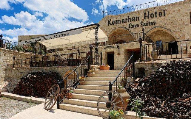 Kemerhan Hotel & Cave Suites Турция, Ургуп - отзывы, цены и фото номеров - забронировать отель Kemerhan Hotel & Cave Suites онлайн вид на фасад