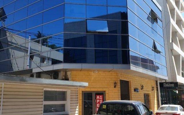 Гостиница Элегия в Сочи отзывы, цены и фото номеров - забронировать гостиницу Элегия онлайн вид на фасад