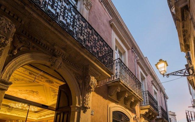 Отель Ortigia Royal Suite Сиракуза вид на фасад