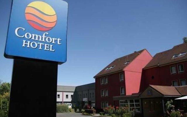 Comfort Hotel Lille - Mons en Baroeul 0