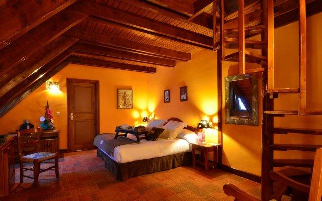 Отель Vilagaros комната для гостей