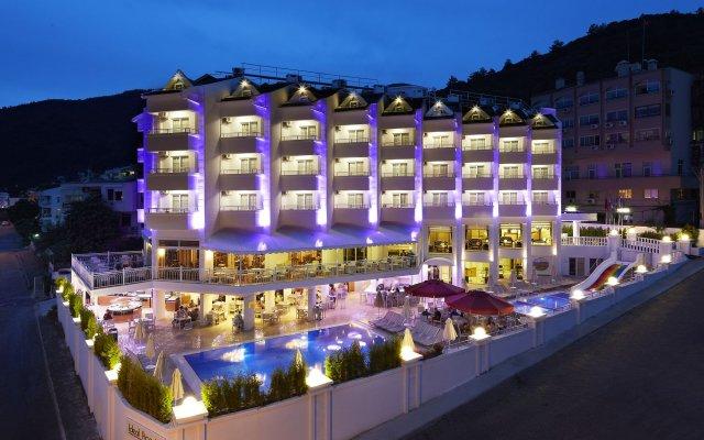 Ideal Piccolo Hotel Турция, Мармарис - отзывы, цены и фото номеров - забронировать отель Ideal Piccolo Hotel - All Inclusive - Adults Only онлайн вид на фасад