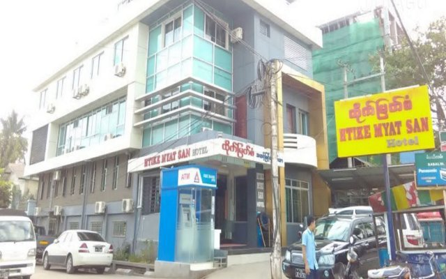 Htike Myat San Hotel