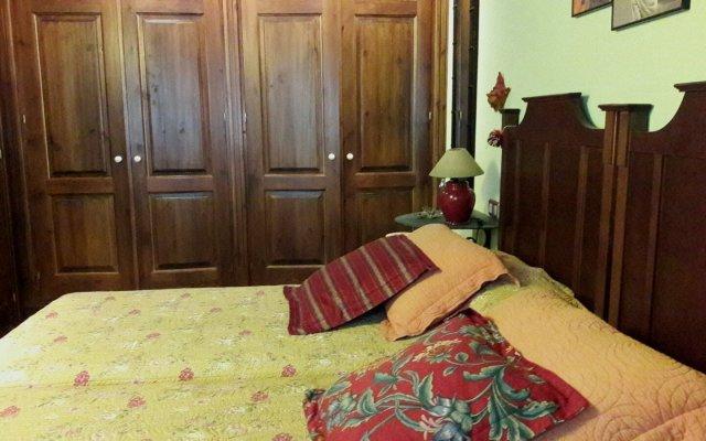 Отель El Nido del Cuera комната для гостей