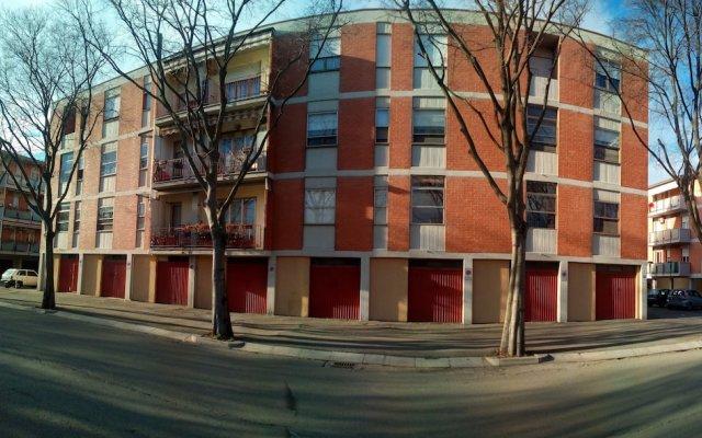 Отель B&B Acquario вид на фасад
