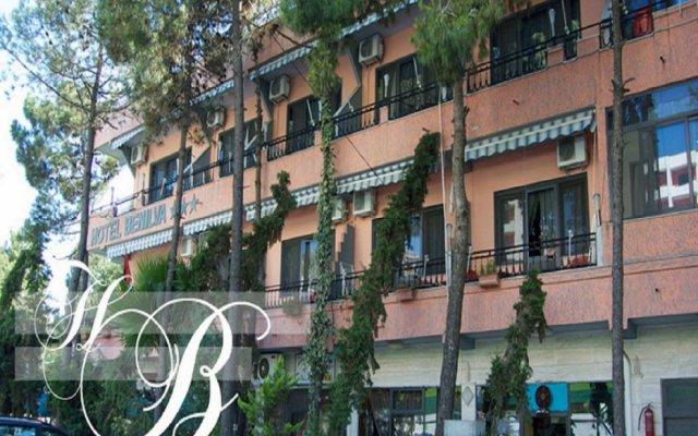 Hotel Benilva вид на фасад