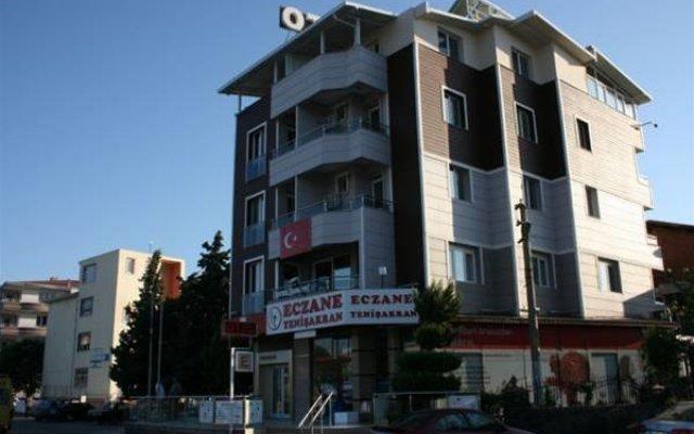 Sakran Otel Турция, Дикили - отзывы, цены и фото номеров - забронировать отель Sakran Otel онлайн вид на фасад