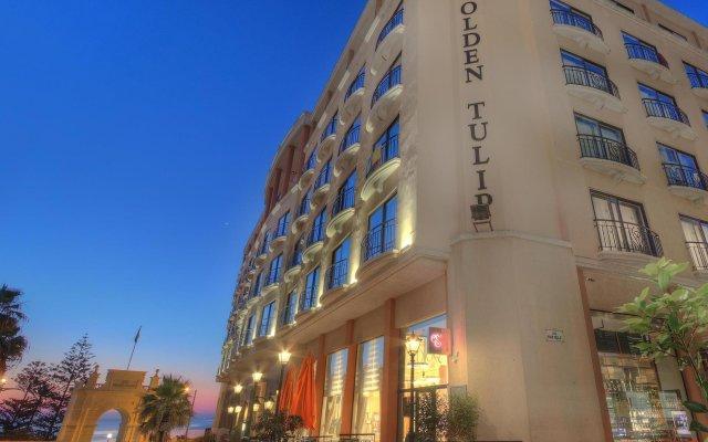 Golden Tulip Vivaldi Hotel вид на фасад