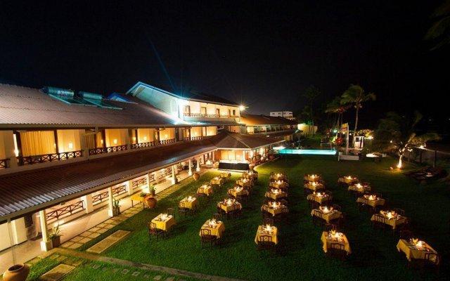 Coral Sands Hotel вид на фасад