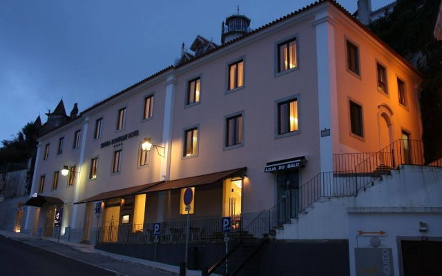Sintra Boutique Hotel вид на фасад