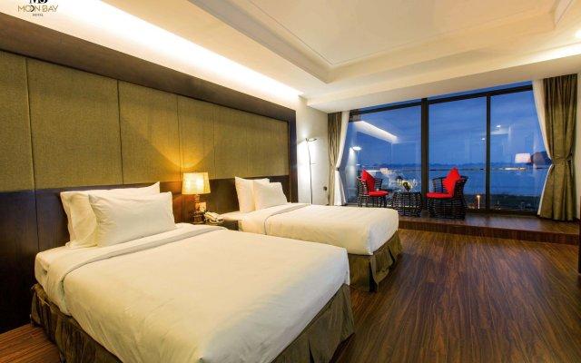 Отель Moon Bay Ha Long комната для гостей