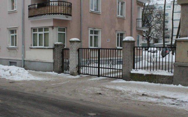 Апартаменты Raua 26 Apartment Таллин вид на фасад