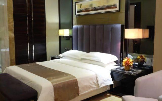 Vienna Hotel Dongguan Gaobu комната для гостей