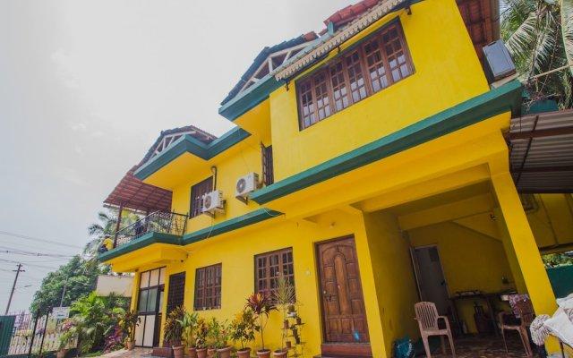 Апартаменты OYO 12666 Home Comfortable Studio Chogum Road Гоа вид на фасад