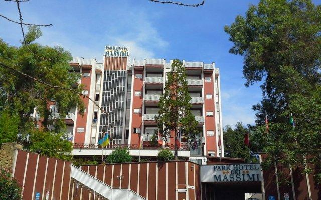 Park Hotel Dei Massimi вид на фасад