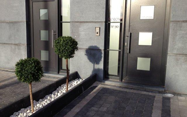 Отель Guest House Verone Rocourt Льеж вид на фасад