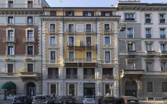 Отель Cadorna Suites вид на фасад