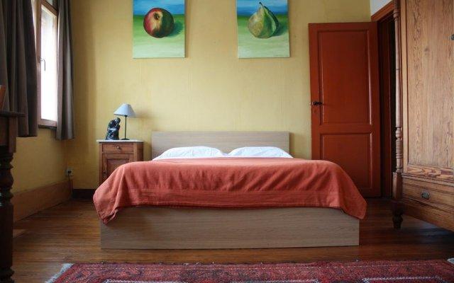 Отель B&B Lappersfort Бельгия, Брюгге - отзывы, цены и фото номеров - забронировать отель B&B Lappersfort онлайн комната для гостей