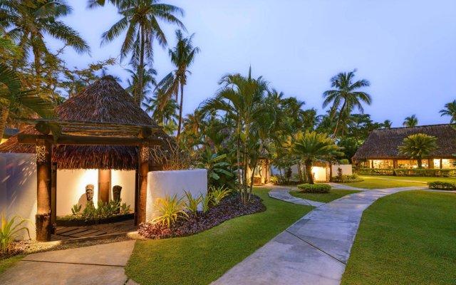 Отель The Westin Denarau Island Resort & Spa, Fiji Фиджи, Вити-Леву - отзывы, цены и фото номеров - забронировать отель The Westin Denarau Island Resort & Spa, Fiji онлайн вид на фасад