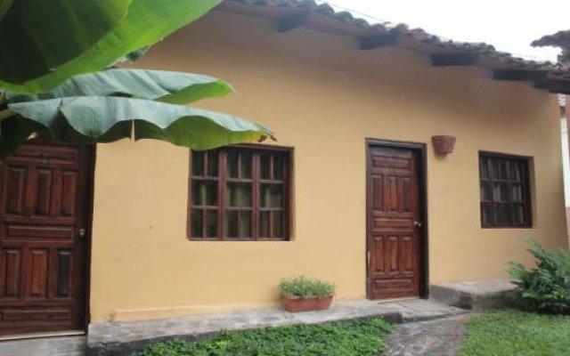 Hotel Finca El Capitan вид на фасад