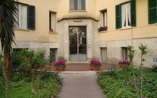 Отель Vatican Green House вид на фасад