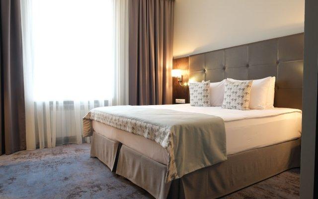 Hotel Ostrovskiy комната для гостей