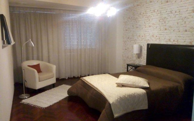 Апартаменты 104633 - Apartment in Carballo комната для гостей