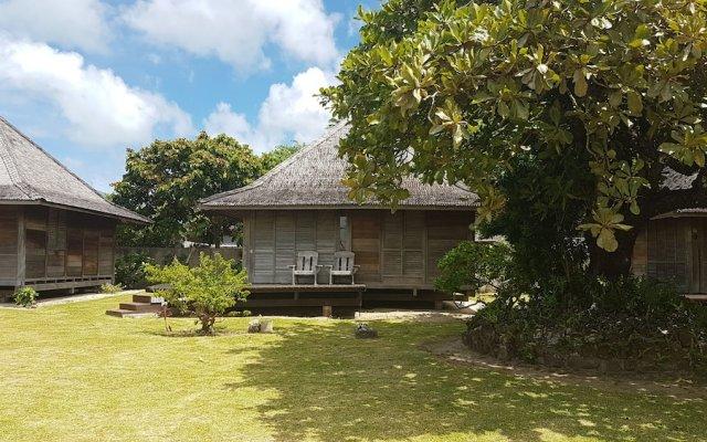 Отель MATIRA Французская Полинезия, Бора-Бора - отзывы, цены и фото номеров - забронировать отель MATIRA онлайн вид на фасад