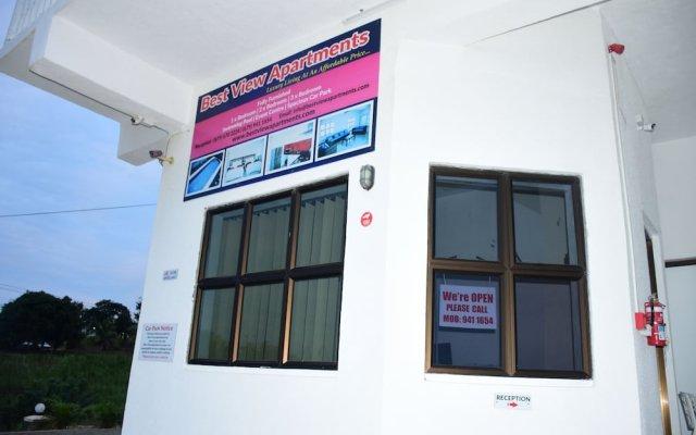 Апартаменты Best View Apartments Вити-Леву вид на фасад