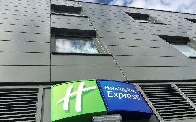 Отель Holiday Inn Express St. Albans - M25, Jct.22 вид на фасад