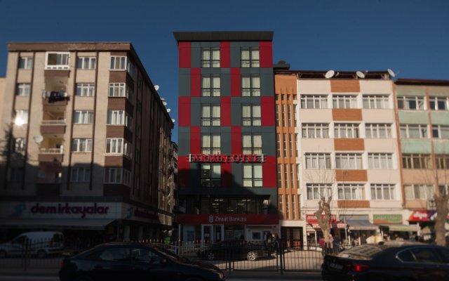 Armin Hotel Турция, Амасья - отзывы, цены и фото номеров - забронировать отель Armin Hotel онлайн вид на фасад