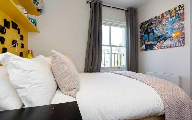Отель Colourful Cool in Notting Hill Великобритания, Лондон - отзывы, цены и фото номеров - забронировать отель Colourful Cool in Notting Hill онлайн комната для гостей