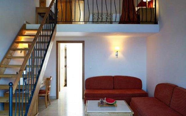 Отель Mitsis Family Village Beach Hotel - All Inclusive Греция, Кардамена - отзывы, цены и фото номеров - забронировать отель Mitsis Family Village Beach Hotel - All Inclusive онлайн комната для гостей