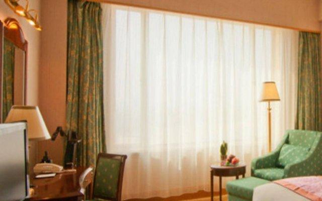 Weihai Golden Bay Resort Hotel комната для гостей