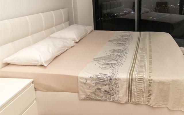 Отель Dumankaya Ikon 32 Floor 1 Bedroom B комната для гостей
