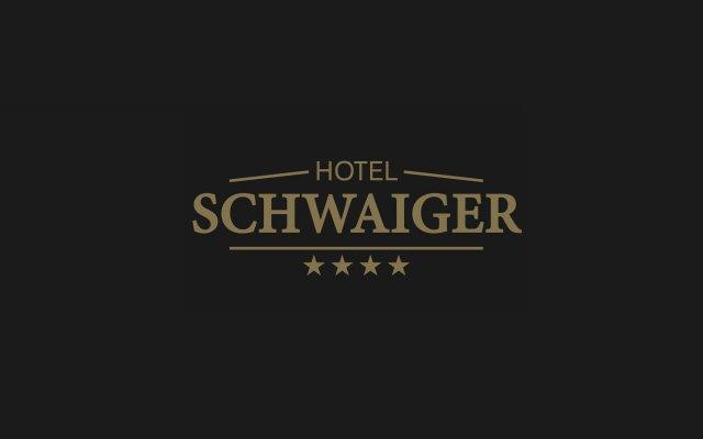 Hotel Schwaiger Прага вид на фасад
