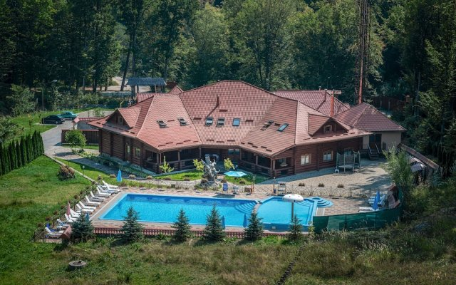 Гостиница Solva Resort & SPA вид на фасад