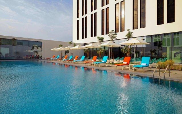 Aloft Me'aisam, Dubai 2