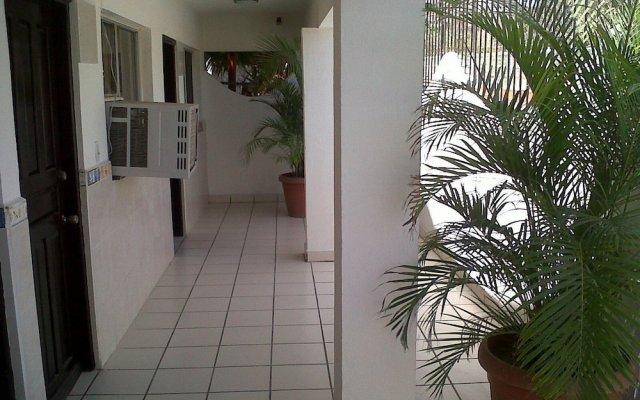 Hotel Melida вид на фасад
