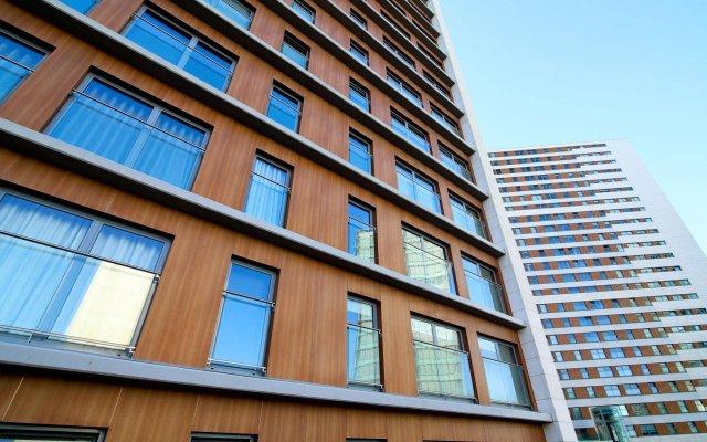 Отель Panoramic Living вид на фасад