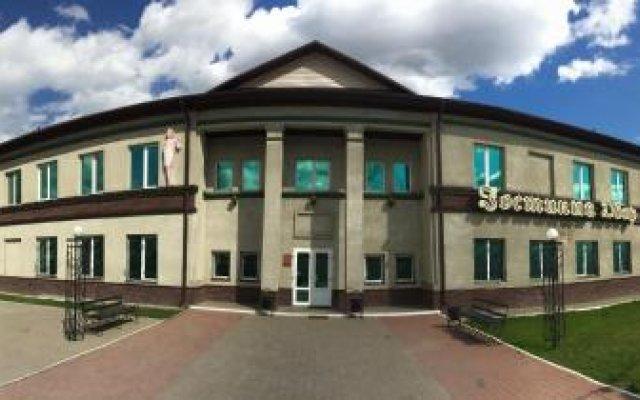 Гостиница Gostinnyj Dvor в Шебекино отзывы, цены и фото номеров - забронировать гостиницу Gostinnyj Dvor онлайн вид на фасад