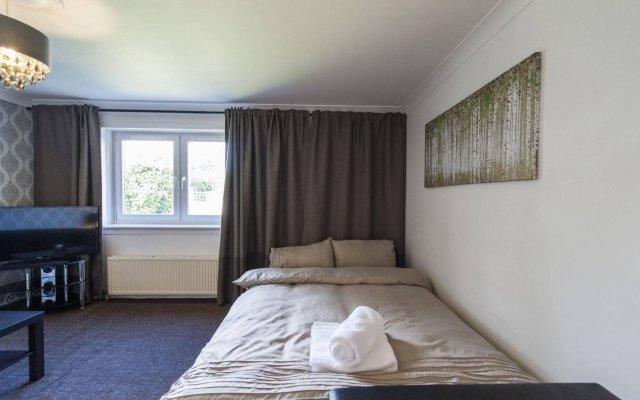Отель Montgomery Apartments - Gyle Великобритания, Эдинбург - отзывы, цены и фото номеров - забронировать отель Montgomery Apartments - Gyle онлайн комната для гостей