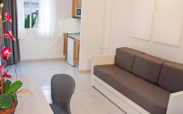 Отель Apartamentos Panoramic комната для гостей